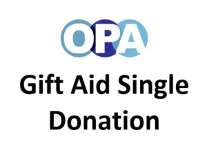 Giftaid Declaration Form for Single Donations