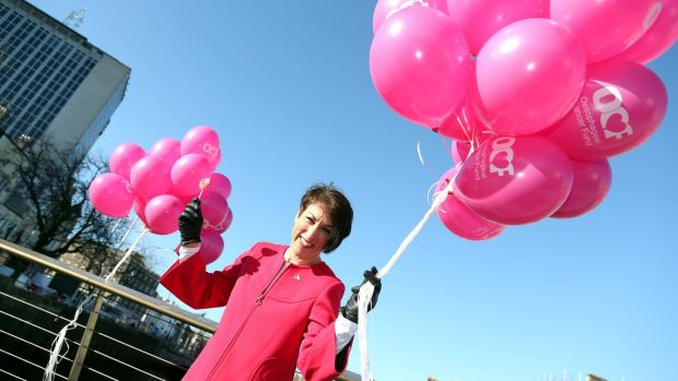Lollipop Day 2018 – Oesophageal Cancer Fund chief executive Noelle Ryan. Photograph: Jason Clarke