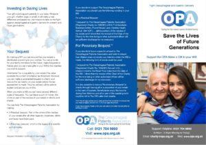 OPA Legacy Leaflet