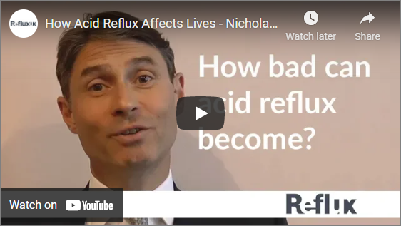 How Acid Reflux Affects Lives